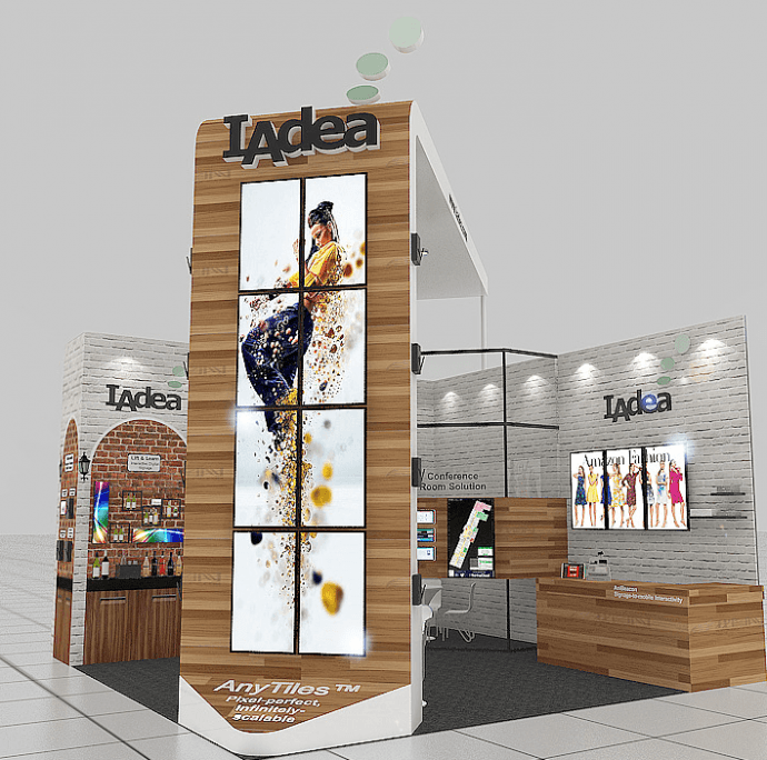 IAdea To Debut AnyTiles Infinite Video Wall Solution At ISE