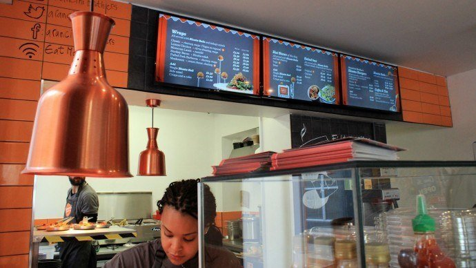Projects: Risotto Ball Sales Explode After UK Chain Adds Digital Menus