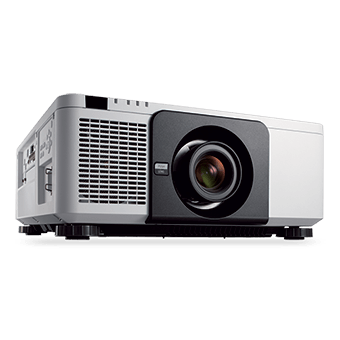 NEC To Start Shipping Long-Lasting Laser-Based Projectors For Signage & Projection Mapping