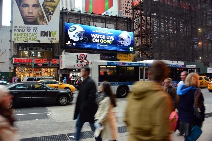 Big Outdoor Media Starts Applying Smartphone Analytics For Ad Targeting