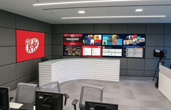 Projects: Nestle's Digital Accelerator Center In Dubai
