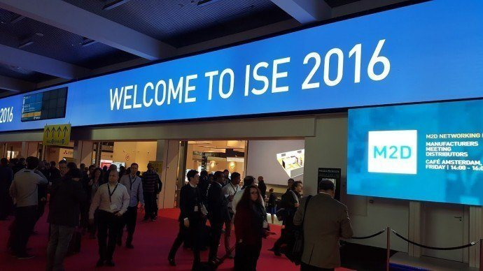ISE 2016: Day 2 Impressions