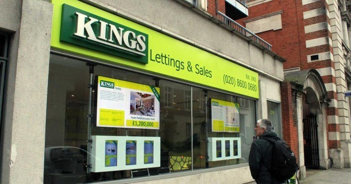 Projects: UK Real Estate Firm Goes Paperless With Shopfront Listings