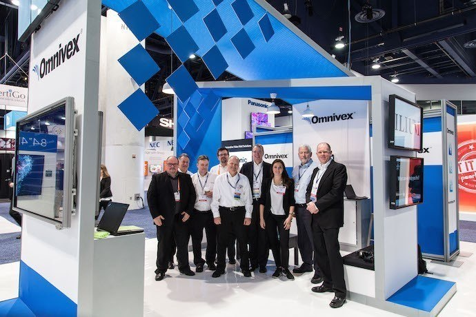 DSE 2016 Booth Field Guide: Omnivex