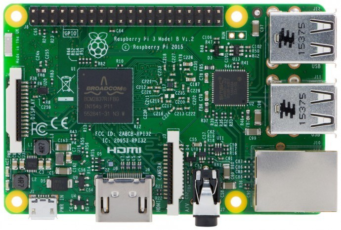 More Powerful, IoT-Ready Raspberry Pi 3 Announced