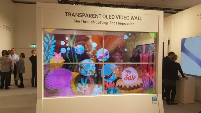 Has Samsung End Of Life'd Its Short-Lived Transparent OLEDs?