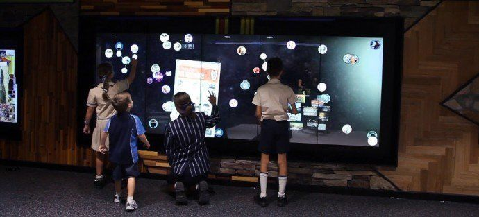 Projects: Queensland Private School Lights Up Its Wonder Room