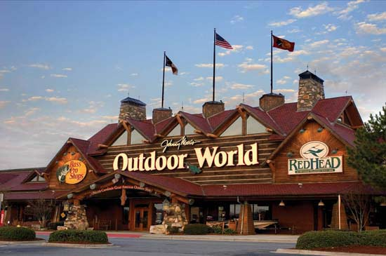 DSF Mixer Set For April 6th At Charlotte-area Bass Pro