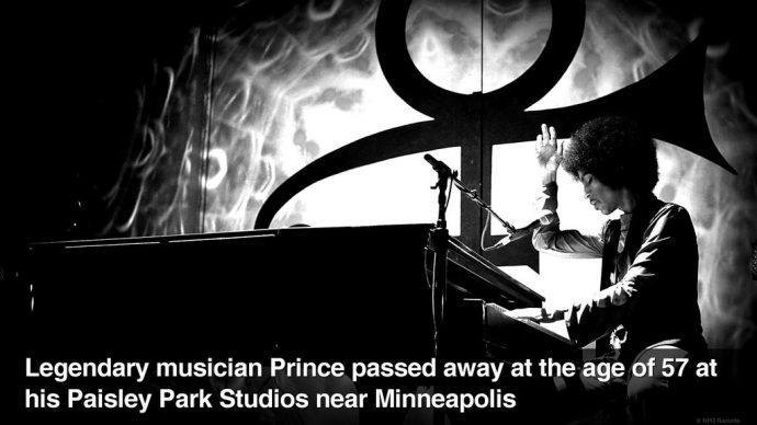 Screenfeed's Gavin Mourns Loss Of Friend And Mentor Prince