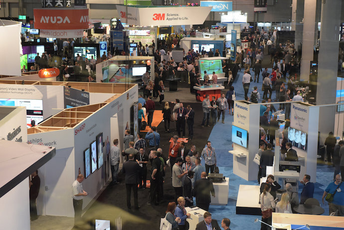 DSE Reports Slight Upticks In 2016 Attendee, Exhibit Space Numbers