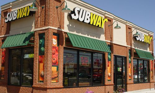 Forget The Rules, Subway Going Ahead With Calorie Counts On Menuboards