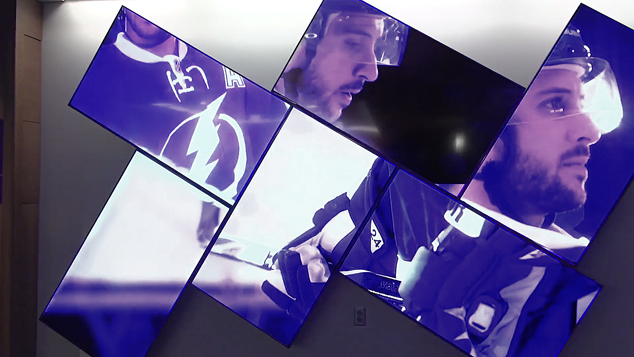 Projects: Tampa Bay Lightning's Arena Upgrade Features Unique Video Walls