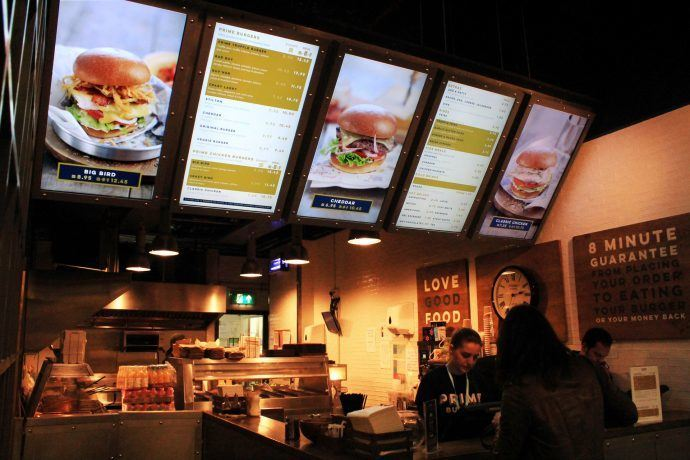FDA's Food Menu Label Regulations Are Finally In Effect. What That Means For Digital Signage Vendors