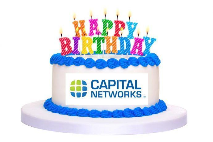 Capital Networks Celebrates 25 Years In Business