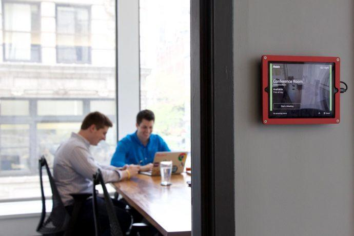 Digital Meeting Room Signs Start-up Gets $7M Series A Raise
