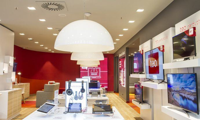 Projects: Lithuania's Teo Networks Its Instore Marketing Efforts