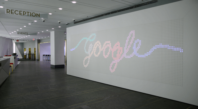 Google Releases Open Source Software Library For Interactive Displays