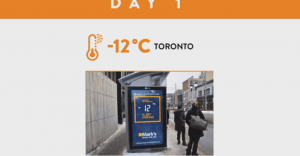 Cannes Lion-Winning Data-Driven Campaign Ties Discounts To Butt-Ugly Winter Temperatures