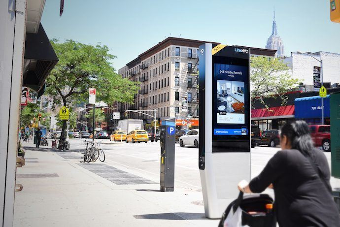 Ad Campaign Hyper-Targets Apartment Rentals To Digital Posters In NYC Neighbourhoods