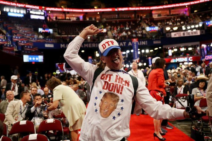 US Political Conventions Go Big On Digital And Social