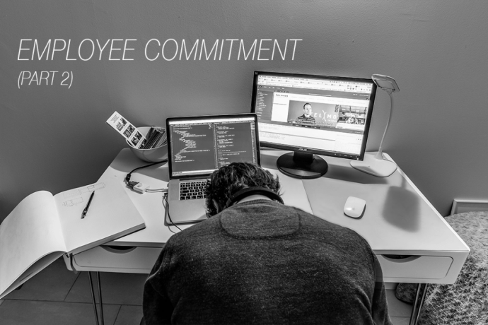 5 Tips On Increasing Employee Commitment Using Digital Signage (Part 2)