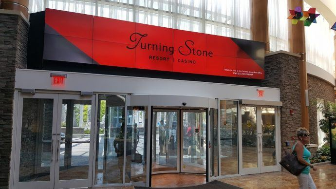 Projects: Turning Stone Casino Makes Digital Part Of Guest Experience