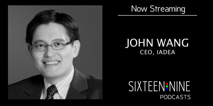 16:9 Podcast Series, John Wang, IAdea