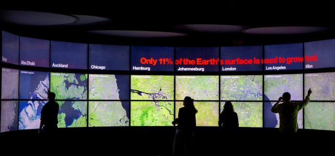 Experiential Design and Data Visualization: The Business Shift To Big Data