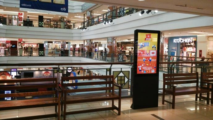 Projects: Malaysian Mega-Mall Updates Its 60+ Screen Network