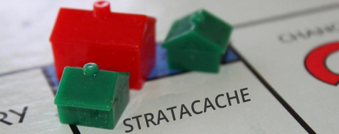 STRATACACHE Summer Buying Binge Continues; Firm Picks Up Giant Mothballed Datacenter