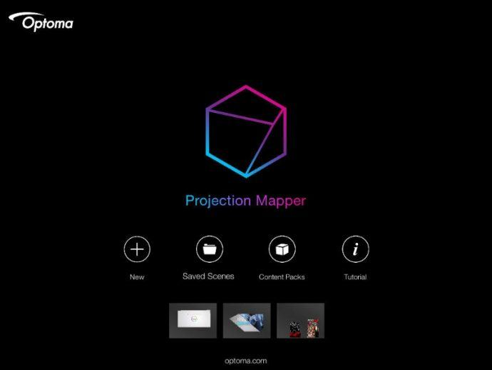 The Dark Art Of Projection Mapping Now Starts With A $5 Phone App