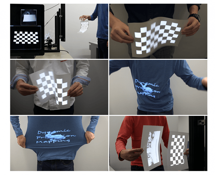 Tokyo Lab Pushes Mind-Wobbling Possibilities For Projection Mapping