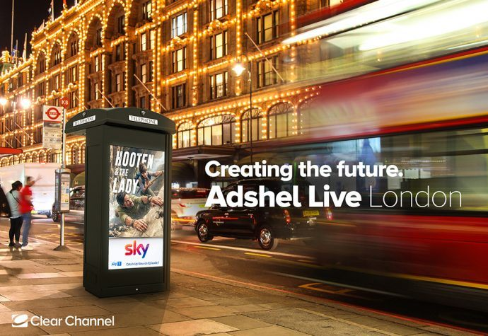 Iconic London Phoneboxes Being Reimagined, Deployed As Ad Posters, Interactive Stations