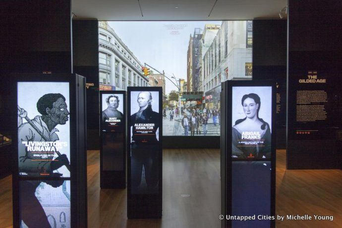 Projects: New NYC Museum Exhibit Goes Heavy On Digital To Tell City's Story