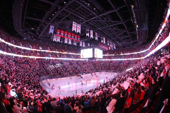 Home Of Montreal Canadiens Expands To 100s Of Digital Signs Around Venue