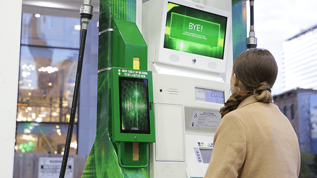 Does The World Need Interactive Gas Pumps? Clue: No