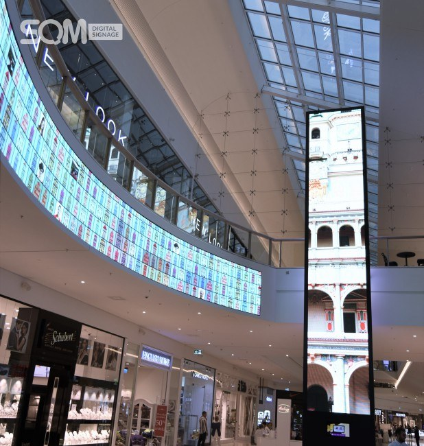 Projects: Poland's Posnania Lights Up Ambitious Digital Sign Program