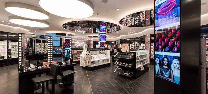 "Aussie Beauty Retailer MECCA Brands Opening ""Connected"" Stores"