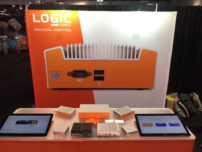 DSE 2017 Booth Previews: Logic Supply