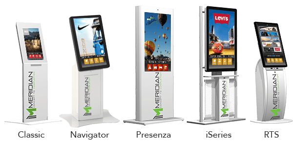 DSE 2017 Booth Preview: Meridian Kiosks