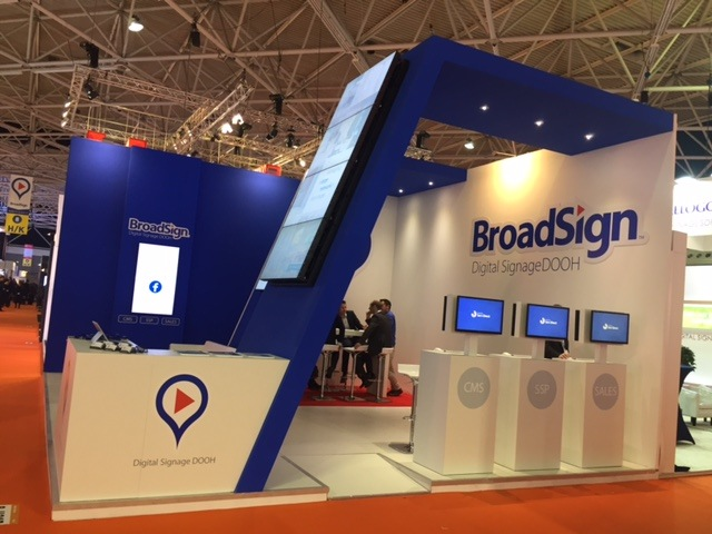 DSE 2017 Booth Previews: BroadSign