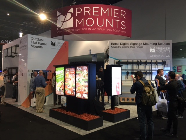 DSE 2017 Booth Previews: Premier Mounts