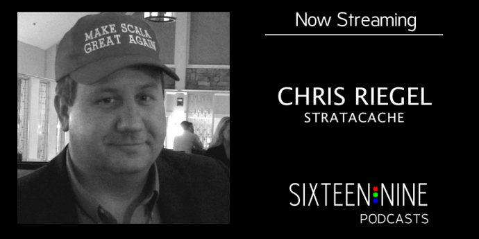 From The Archive: Chris Riegel On Growing His Stratacache Empire