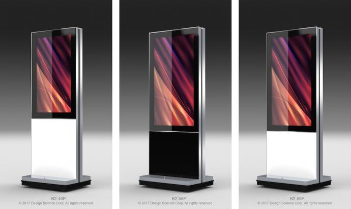 Design Science Shipping New Digital Signage Displays That Run 12+ Hours On Rechargeable Batteries
