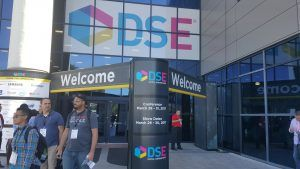 DSE Booth Preview Time