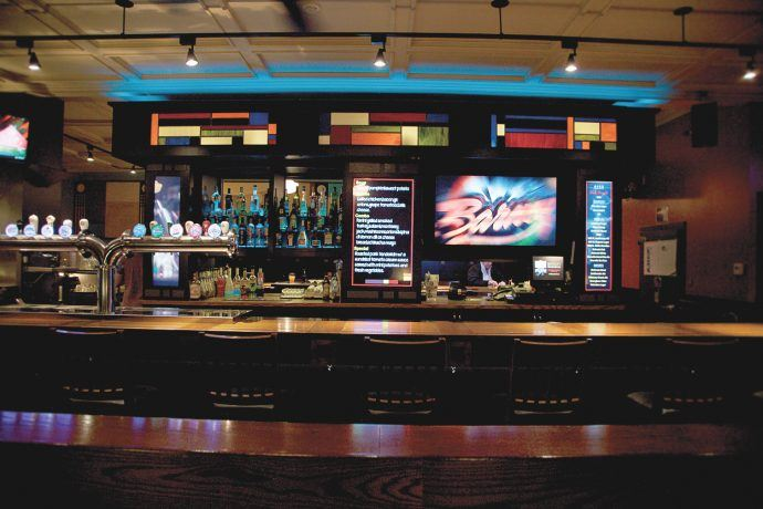 Projects: Going From Chalkboards To Digital Saves Bar 180-Plus Labor Hours A Year