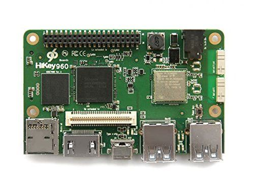 Powerful Raspberry Pi-style Board Appears For Android; Runs Nougat