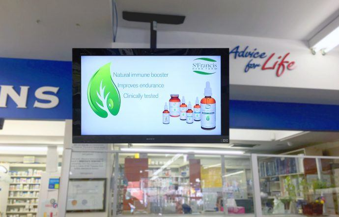 Canada's PharmaChoice Rolls Out Advice For Life Digital Signage Network In Stores