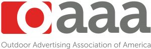 OAAA Says U.S. Out Of Home Revenues Up 1% For Year; Digital OOH Is Main Driver