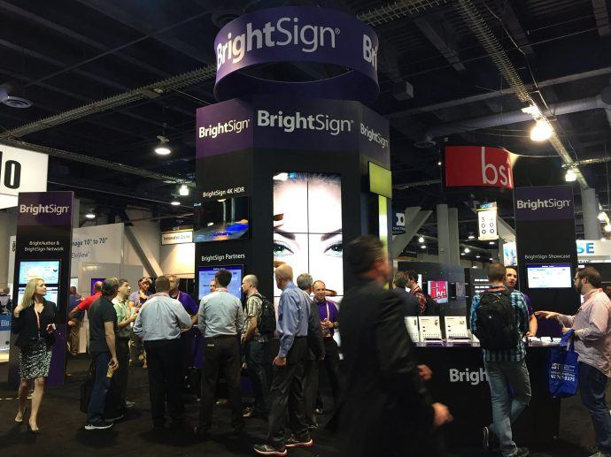 Digital Signage Manufacturer BrightSign Hits 1 Million Units Shipped